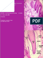 DENT3002-Oral Histology and Embryology F