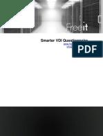 Freeit VDI Questionnaire