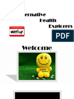 HAHE Presentation