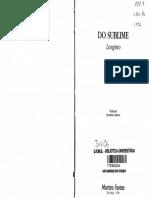 LONGINO. Do sublime.pdf