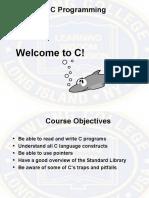 C  -  Programming  ppt
