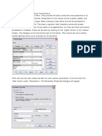 Creating and Adding Custom Parameters