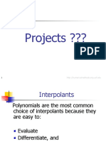 Projects IIST 4 Sept'2010