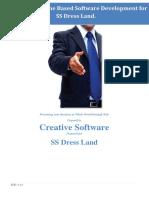 Proposal of Online Based Software Development for SS Dress Land..pdf