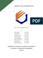 Transmission and Distribution