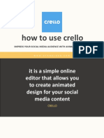 How to Use Crello - Ryan Elnar - Your Tech Savvy Marketer