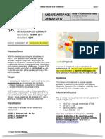 FSB Unsafe Airspace Summary 26MAR17 GOLF