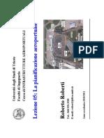 IA 2010-2011 L05 PianificazioneAeroportuale