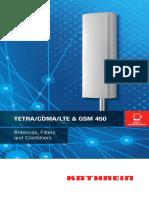 Tetra-cdma & Gsm 450