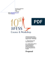 10th JiFESS Sponsorship Proposal English