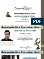 Best Results Hair Transplant Centre in India