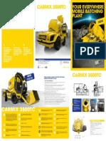 Carmix Brochure 3500TC 2017