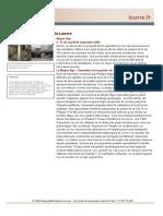 Louvre PDF Magazine Escaliers