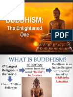 Buddhism (Updated)
