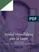 Sabine Van Wesemael (Eds.)-Michel Houellebecq Sous La Loupe. (Faux Titre 304) (French Edition) (2007)