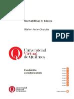 Cuadernillo de Contabilidad Universidad Nacional de Quilmes