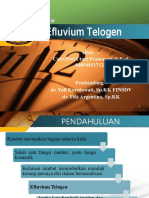 PPT EFLUVIUM TELOGEN