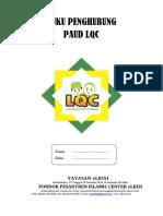 Cover Buku Penghubung LQC