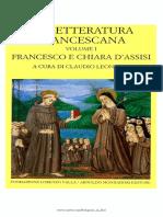 La letteratura francescana, vol.1 - Francesco e Chiara d'Assisi.pdf