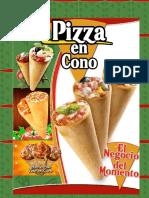 Pizzas en Cono-Guía para poner una pizzería-Pays.docx