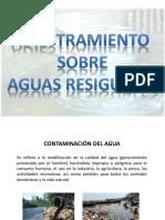 Adiestramiento sobre aguas residuales