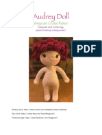 Audrey Curly Haired Doll (1)