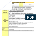 Rancangan Pengajaran Harian Pj Tahun 4