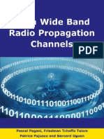 Ultra-Wideband Radio Propagation Channels