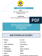 Ppt Case Veruka Vulgaris