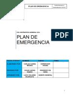 Plan de Emergencia Vhl
