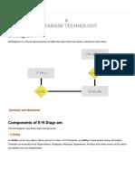 E-R Diagram in DBMS DBMS Tutorial Studytonight