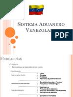 Sistema Aduanero Venezolano (1)