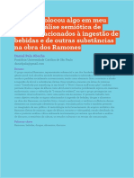 Ramones - Análise Semiótica de Letras