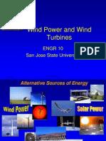 Wind Power Turbine Design