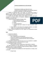 Phva Diagnostico Ptar San Roque