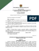Strategia N Integritate Și Anticorupție 2017-2020