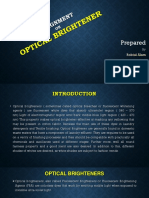 Optical Brighteners