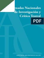 Aincrit - Jornadas Nacionales