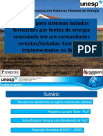 LOMM - Desafios Para MIGDIs - Exemplos Implementados No Brasil