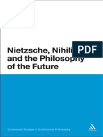 Nietzsche Nihilism and the Philosophy of the Future