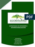 AVANCE 2 - Empresa Ecoandino