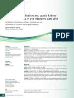 AKI and Mechanical Ventilation