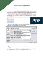 16834145 Disenar Paginas Web en Word