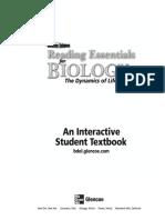 BIOLOGY - DYNAMICS OF LIFE