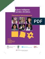 Mujeres Indigenas Cambio Climatico 2008