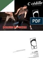 Dossier de Presse Compagnie C cédille 17-18