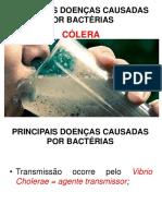 PRINCIPAIS DOENÇAS CAUSADAS POR BACTÉRIAS.pptx