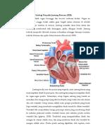 Laporan Pendahuluan Penyakit Jantung Bawaan