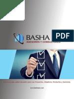 BASHA SAC Servicios Generales