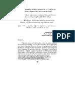 Estudio - Iguales y Diferentes, Vivencias en La Relación de Pareja
